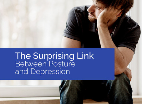 The Surprising Link Between Posture and Depression