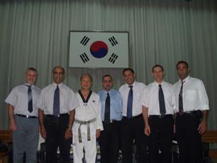 2003-משלחת מאמנים ישראלים בכירים