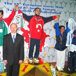 סתיו שבירו, מדליית ארד, אליפות אירופה, אזרבייג'ן 2005