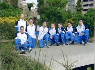 2001-משלחת ישראל באליפות אירופה לנוער