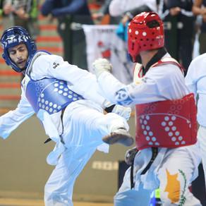 טאקוונדו: ארד לנמרוד קרביצקי באליפות אירופה