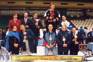 2001-אלן בניהון ראש משלחת ישראל מקום 3
