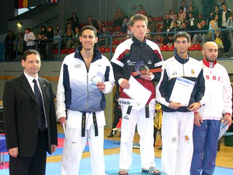 תם חובב, מדליית כסף, אליפות אירופה גרמניה 2006