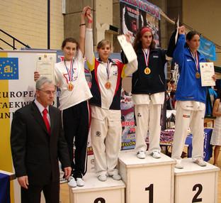 2007-אנסטזיה מיליגן מדליית ארד אליפות ספרד