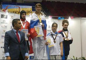 לינוי שביט, מדליית ארד, אליפות אירופה רומניה 2013