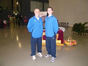 2008 09 01-אריה בייגן וצביופנר באליפות