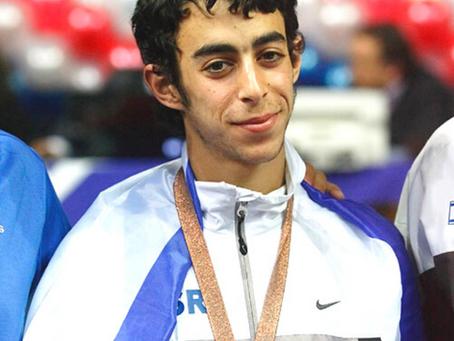 מוטי לוגסי, מדליית ארד, אליפות אירופה רוסיה 2010