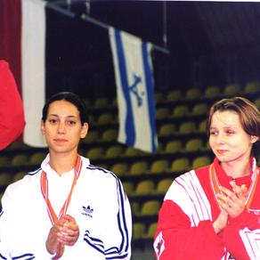 אליה מדר-ללום, מדליית ארד, אליפות אירופה הולנד 1998