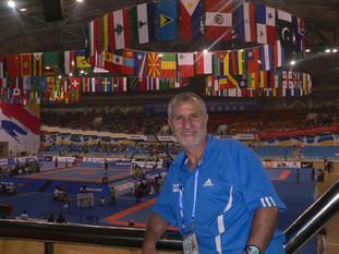 2007 אריה בייגן באליפות העולם בסין