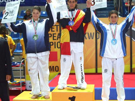 סתיו ינקו, מדליית כסף, אליפות אירופה איטליה 2005
