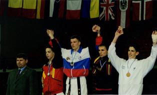 1999-אליפות אירופה לנוער טל מוריה
