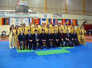 2003-מישל מדר ואבי כדורי עם בכירים ושופטים