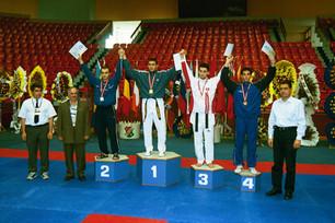 2003-טל מוריה מדליית ארד אליפות טורקיה