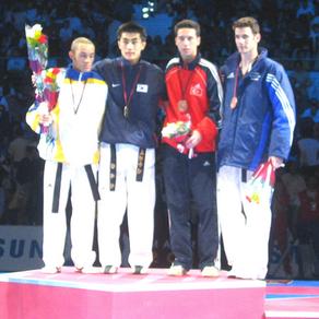 אילן גולדשמידט, מדליית ארד, אליפות העולם ספרד 2005