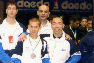 מקסים לרנר, מדליית ארד, אליפות העולם 2000