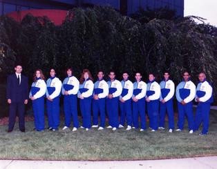 1993-אליפות העולם משלחת ישראל בניו יורק