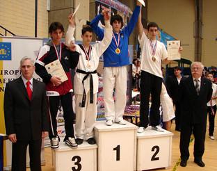 2007-פבל מדלית ארד אליפות ספרד