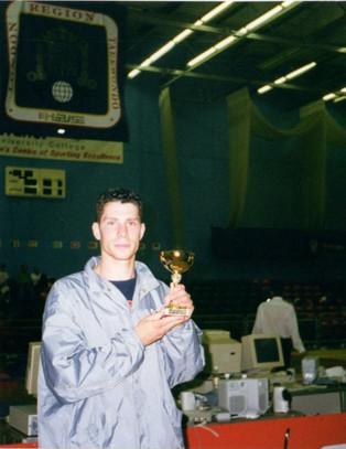 1999-אביעד בלוך מדליית זהב באליפות אנגליה