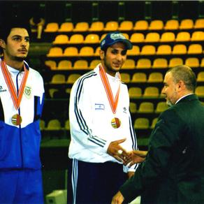 לואיק ללום, מדליית ארד, אליפות אירופה הולנד 1998
