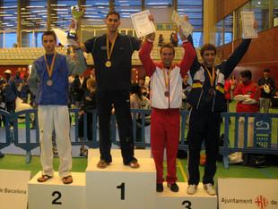 2006-תם חובב מדלית זהב אליפות ברצלונה