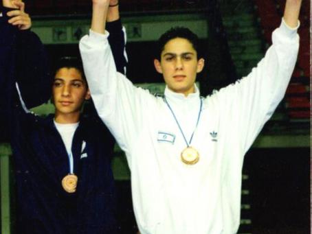 תם חובב, מדליית ארד, אליפות העולם קנדה 2000