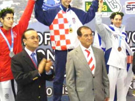 בת אל גטרר, מדליית ארד, אליפות אירופה אולימפית טורקיה 2008
