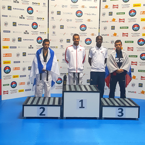 רון אטיאס, מדליית כסף, אליפות אירופה שווייץ 2016