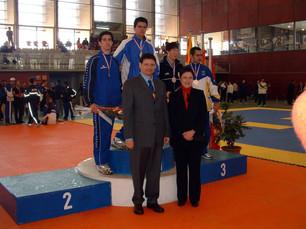 2003-טל מוריה מדליית ארד אליפות העולם