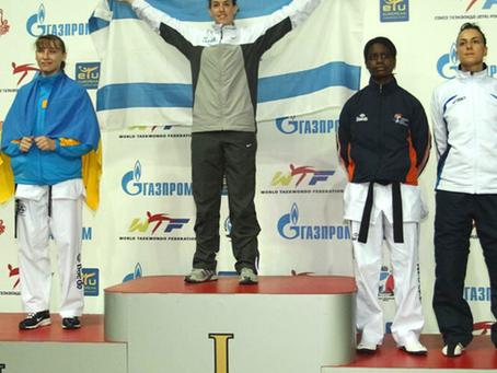 בת אל גטרר, מדליית זהב, אליפות אירופה רוסיה 2010