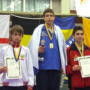 גילי חיימוביץ, מדליית זהב, אליפות אירופה שבדיה 2009