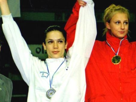 נועה שמידע, מדליית כסף, אליפות אירופה קפריסין 1999