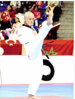 2005-אריה בייגן באליפות אירופה טכנית
