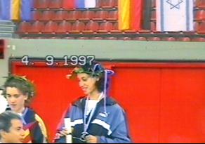 אליה מדר-ללום, מדליית ארד, אליפות אירופה יוון 1997