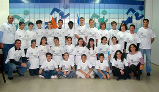 2007-נבחרת עתודת זהב למחקר מדעי על טאקוונדו