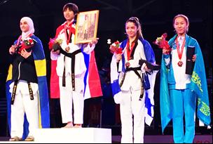 אבישג סמברג, מדליית ארד, אליפות העולם קנדה 2016