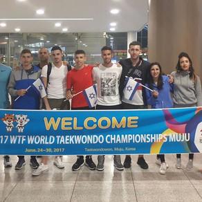 בשבת: אליפות העולם בטאקוונדו