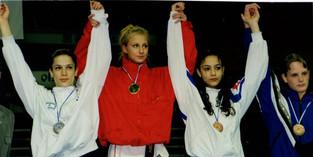 1999-אליפות אירופה לנוער נועה שמידע