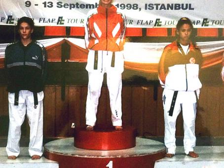 נועה שמידע, מדליית כסף, אליפות העולם טורקיה 1998