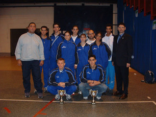 2002-משלחת ישראל אליפות צרפת