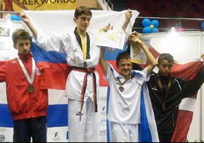 דמיטרי נגייב, מדליית ארד. אליפות אירופה רומניה 2013