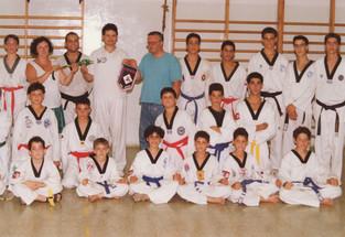 1993-משלחת בלגיה בירושלים