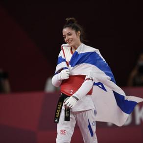אבישג סמברג, מדליית ארד באולימפיאדת טוקיו 2020