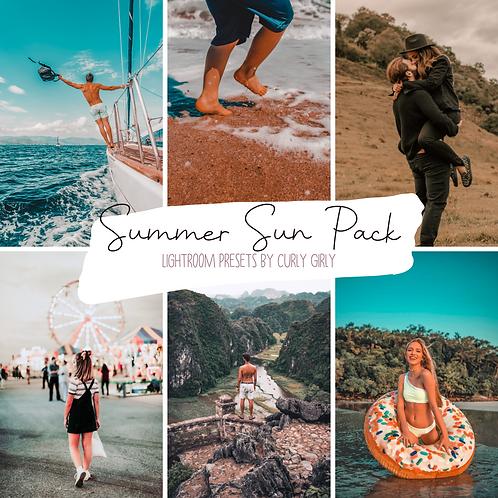 Summer Pack ~ Lightroom Mobile Preset Bundle