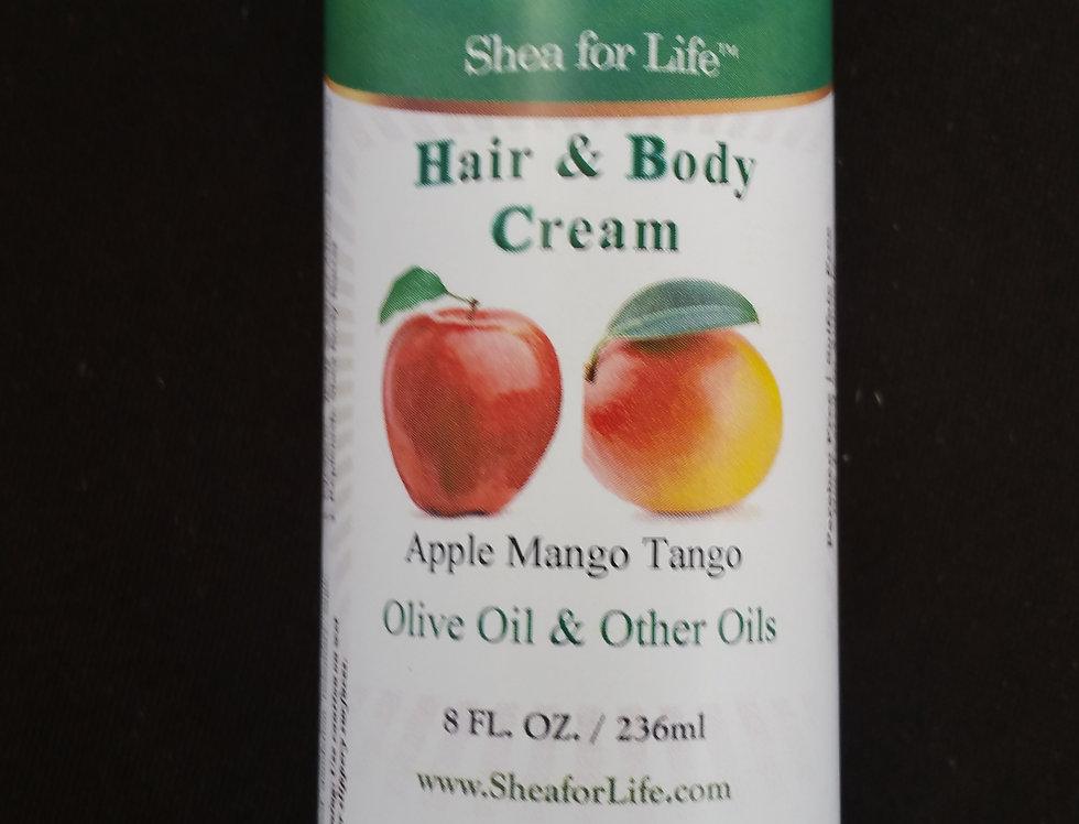 6 Hair & Body Cream