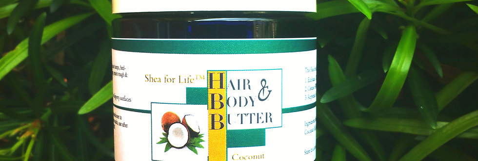 12 Jars of Hair & Body Butter  8oz