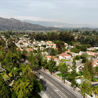 Valley Circle Park Drone Hyperlapse