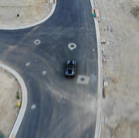 Overhead Drone Footage