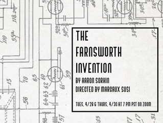 Margaux directs 'THE FARNSWORTH INVENTION'
