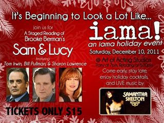 It's Beginning to Look a Lot Like IAMA: An IAMA Holiday Event.