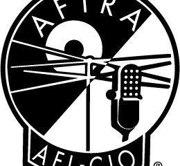 Margaux joins Aftra!